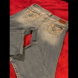 | Women's Big Star Jeans | Maddie Size 32/29 |